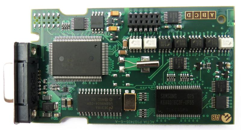 Lexia 3 PCB Board Display - 01