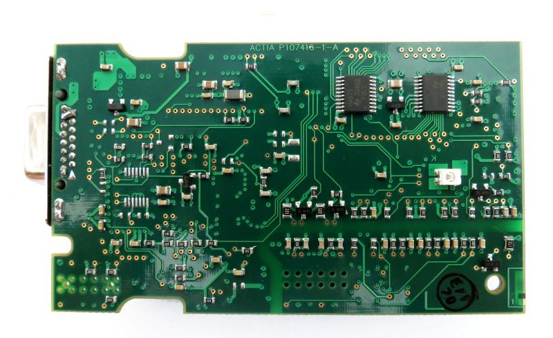 ​​​​​​​Lexia 3 PCB Board Display - 02