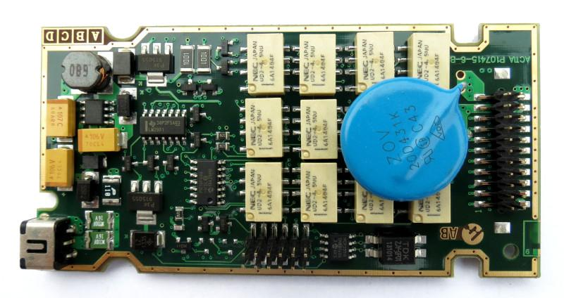 ​​​​​​​Lexia 3 PCB Board Display - 03