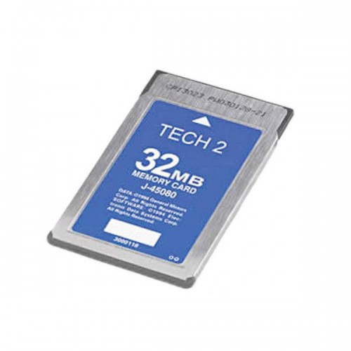32MB CARD FOR GM TECH2(GM, OPEL, SAAB, ISUZU, Holden)