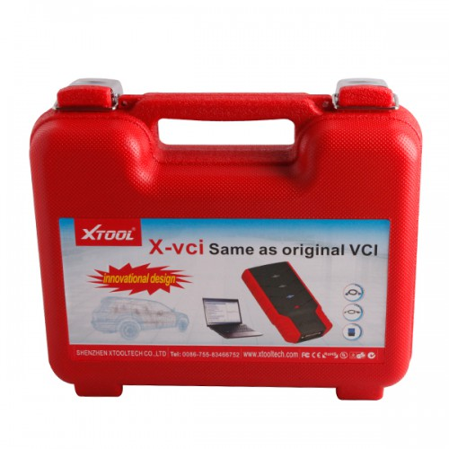 X-VCI For Car
