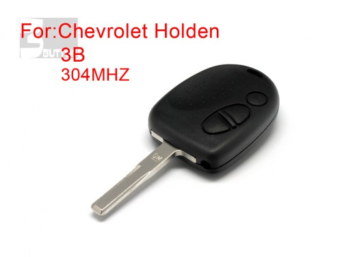 Chevrolet Holden Key 3 Button 304MHZ