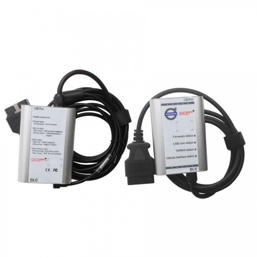 2014D Super Dice Pro (Silver Color) Diagnostic Tool for Volvo