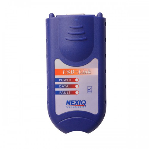 NEXIQ 125032 USB Link Plus Software Diesel Truck Interface and Software with All Installers