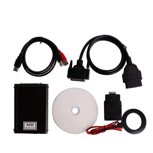 FVDI Commander for Bike Snowmobiles and Water Scooters V2.1 Con Software USB Dongle