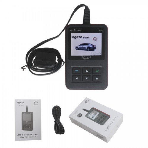 Nuovo Arrivo Vgate E-SCAN V10 Petrol Car and Light Truck Scan Tool