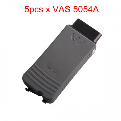 5 pcs migliore VAS 5054A ODIS V3.0.1 Bluetooth Support UDS Protocol with OKI Chip