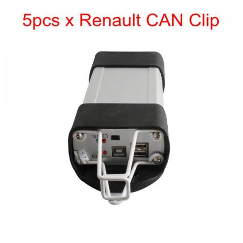 5pcs For Renault CAN Clip V183Latest Renault Diagnostic Tool