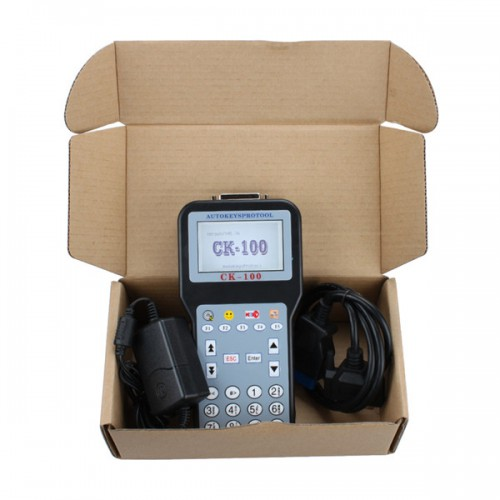 V46.02 CK-100 CK100 Auto Key Programmer Work with Car Models 2014
