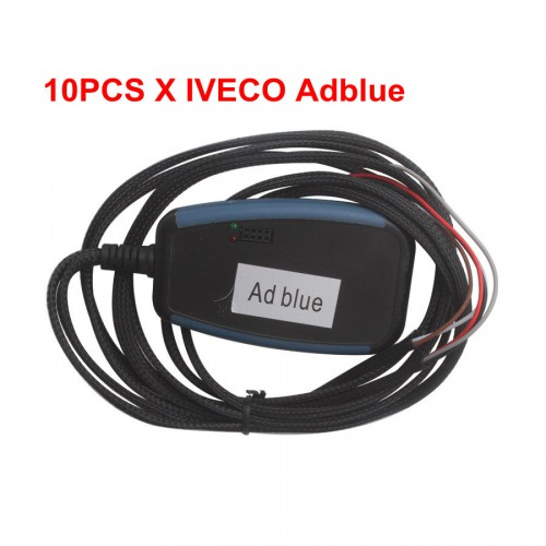 10pcs Truck AdblueOBD2 Emulator For IVECO