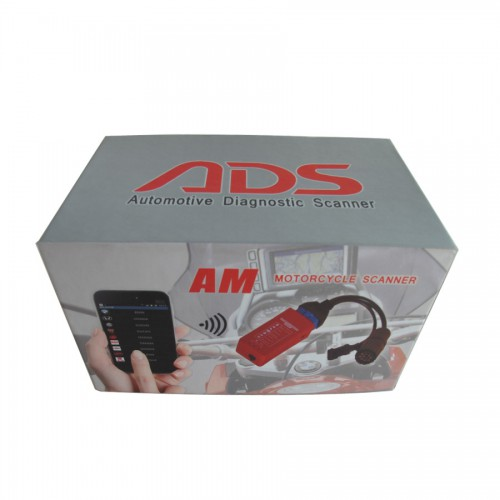 AM-Harley Motorcycle Diagnostic Tool With Bluetooth (Android/Win XP)