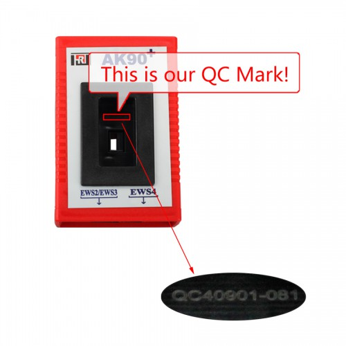AK90 Key Programmer AK90+ Newest Version V3.19 For All BMW EWS