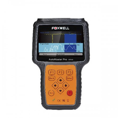 Foxwell NT643 Automaster Pro French & Italian-Makes All System+ EPB+ Oil Service Scanner