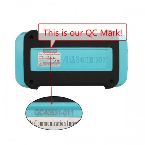 ALLSCANNER Toyota IT3 Tool Without Bluetooth Version