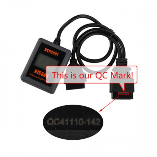 Hand-held NSPC001 Nissan Automatic Pin Code Reader