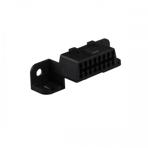OBD2 16Pin Female Connector Free Shipping