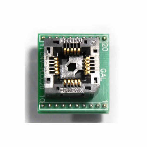Chip Programmer Socket PLCC20