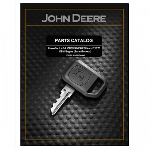 John Deere Power Systems CD
