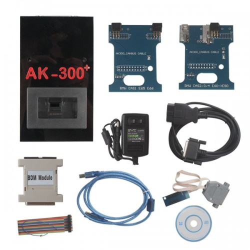 CAS AK300 Key Maker For BMW update to 1.46