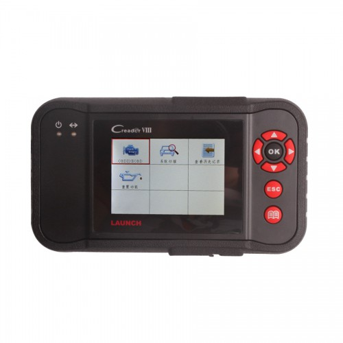 Originale Launch X431 Creader VIII Comprehensive Diagnostic Instrument Muli-lingue Spedizione Gratis con DHL