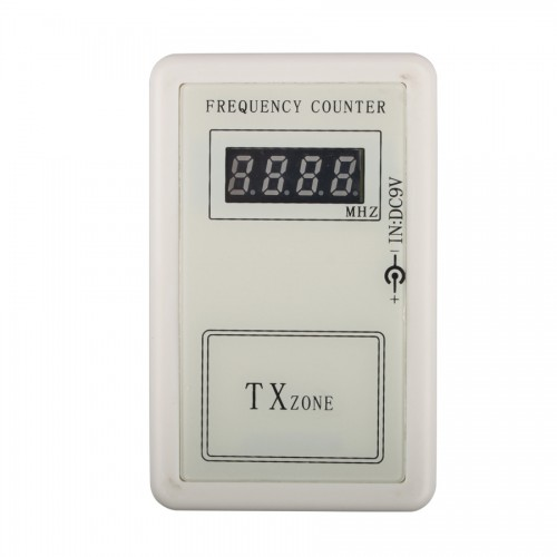 Buona Qualita Remote Control Transmitter Mini Digital Frequency Counter (250MHZ-500MHZ)