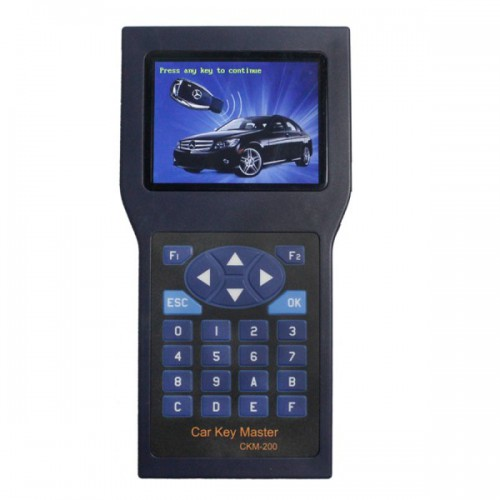 Car Key Master CKM200 Handset With 390 Tokens Update Online