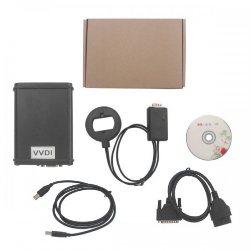 Latest VVDI V3.5.3 V-A-G Vehicle Diagnostic Interface Open Read Pin/CS / MAC
