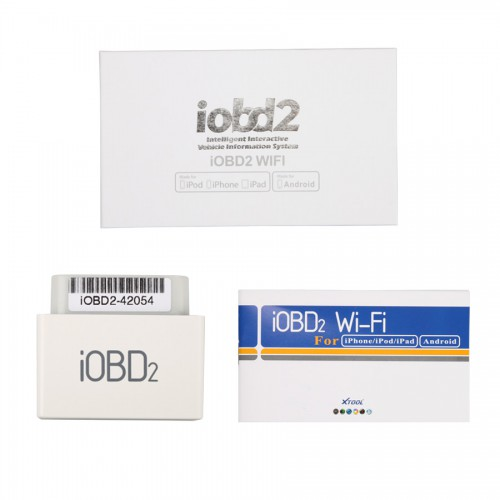 Original iOBD2 Diagnostic Tool for Iphone By WIFI Free Shipping