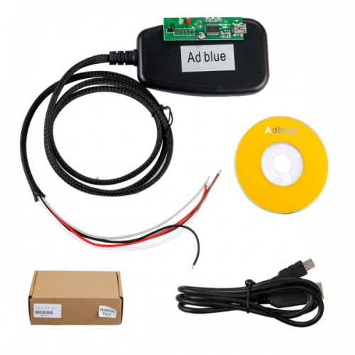Iveco Truck AdblueOBD2 Emulator for IVECO Post Free Ship