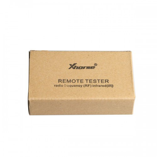Xhorse Remote Tester for Radio Frequency Infrared Promo