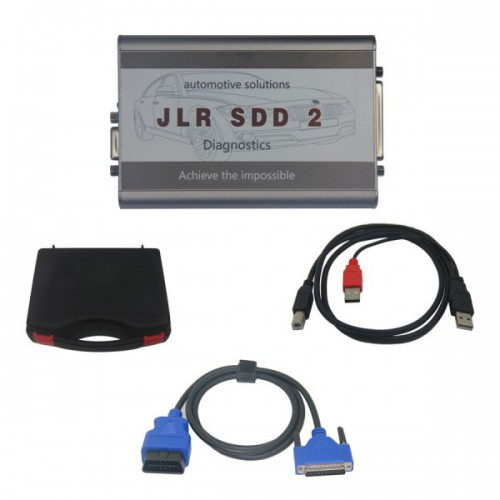 Promozione JLR SDD2 V146 Version for All Landrover and Jaguar Diagnose and Programming Tool