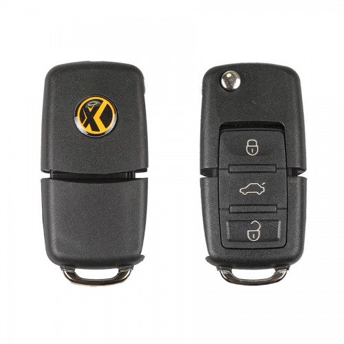 XHORSE VVDI2 Volkswagen B5 Type Special Remote Key 3 Buttons (Independent packing)