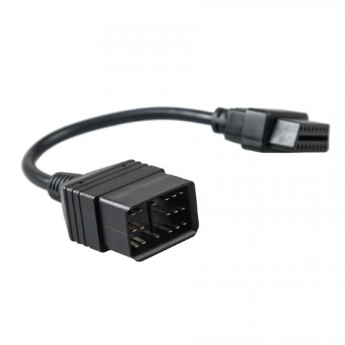 For Toyota 17 Pin to 16 Pin OBD OBD2 Adapter Cable