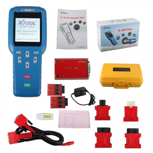 Originale XTOOL X300 Plus X300+ Auto Key Programmer with Special Function Promo