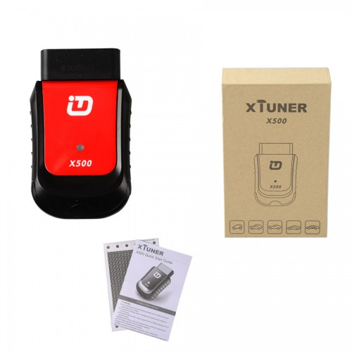 (UK Spedizione No Tasse)XTUNER X500+ Bluetooth Special Function Diagnostic Tool funziona su Android Phone