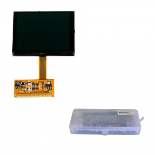 Newest Version LCD Cluster Display - AUDI TT S3 A6 VW VDO OEM Jeager Promo