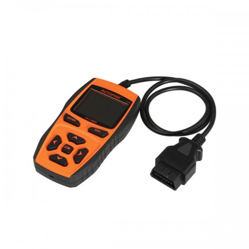 AUTOPHIX 7710 FD+OBDII Diagnostic Scanner for Ford with Special Functions Supports English French Spanish