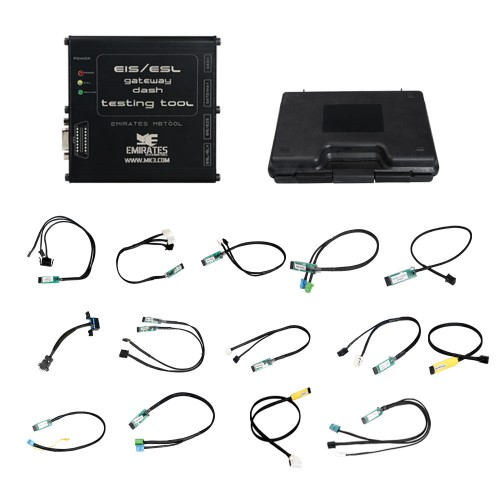 Mercedes Benz EZS EIS ELV ESL Dash Gateway Full Testing Device with OBD W210 W211 W212 W220 W221 W164 W166 W203 W204 W207 W906 W639