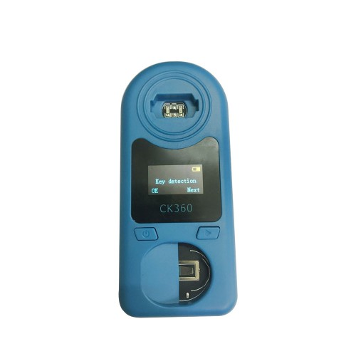 2019 CK360 Easy Check Remote Control Remote Key Tester for Frequency 315Mhz-868Mhz & Key Chip & Battery 3 in one