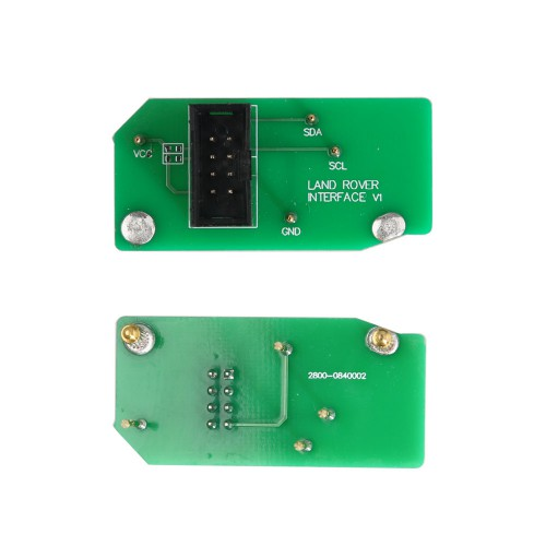 Yanhua Mini ACDP Module9 Jaguar/Land Rover KVM Module supports adding key and all-key-lost for JLR after the year 2015
