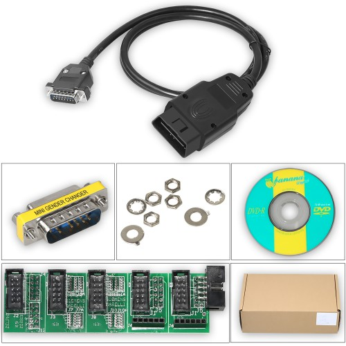 VD300 V54 FGTech Galletto 4 Master BDM-TriCore-OBD Function Post Free Ship