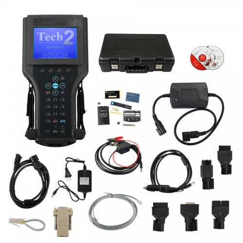 Migliore GM Tech2 GM Diagnostic Scanner with 32MB Card (Funziona per GM/ SAAB/ OPEL/ SUZUKI/ ISUZU/ Holden)