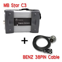 Mb Star C3 Plus  38PIN Cable For Benz