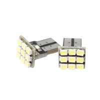 T10 9 SMD 194 168 501 W5W Bright White LED Wedge New 10pcs/lot