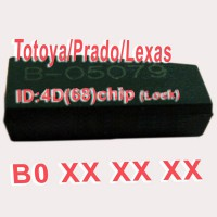 Toyota/Prado/Lexus 4D (68) Chip B0xxx 5pcs/lot