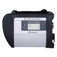 MB SD Connect Compact 4 Star Diagnosis Main Unit