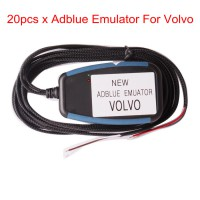 20pcs Truck AdblueOBD2 Emulator For Volvo