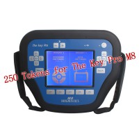 Unlimited Tokens for The Key Pro M8 Auto Key Programmer M8 Diagnosis Locksmith Tool