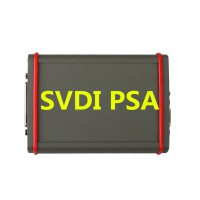 SVDI PSA Commander For Peugeot and Citroen with Free V5.8 TAG Key Tool Software Uguale con FVDI