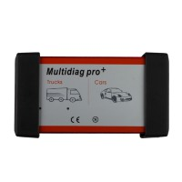 Prezzo Basso V2014.03 Multidiag Pro+ for Cars/Trucks and OBD2 Senza Bluetooth funziona su Wind7/Xp/Wind8